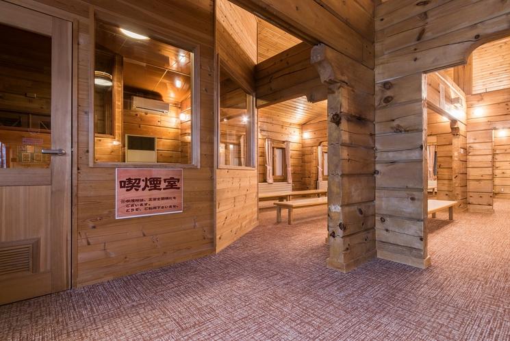 ユンニの湯 館内喫煙室