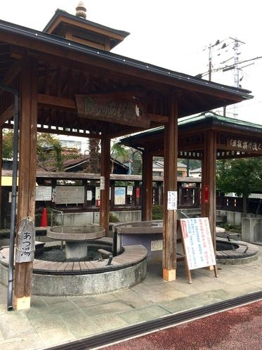 鶴の湯◇ホテル近隣観光施設です。