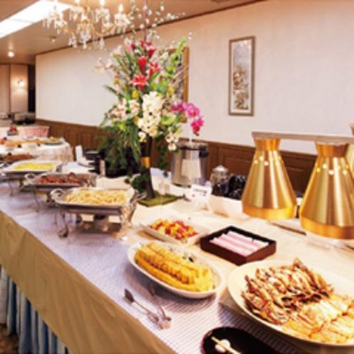朝食バイキング※当分の間、和定食提供とさせて頂きます。