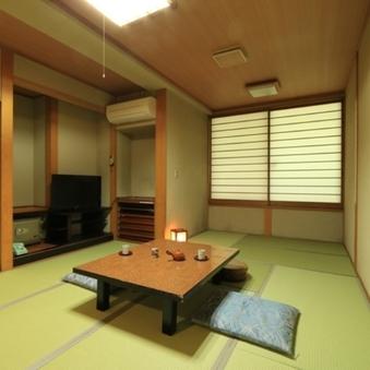 【禁煙】 和室8畳+踏込 【トイレ付】