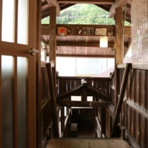 温泉_お風呂への入口