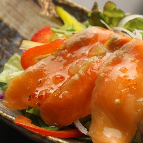 夕食_サラダ
