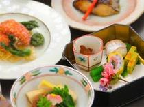 会席料理2