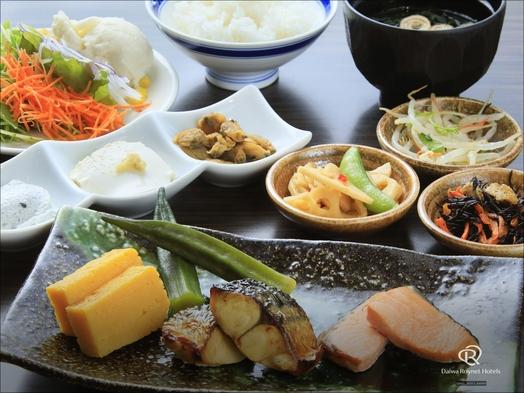 【夏旅セール】夏のご旅行に!お得な朝食付プラン