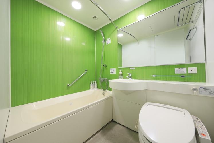 レディースルーム浴室