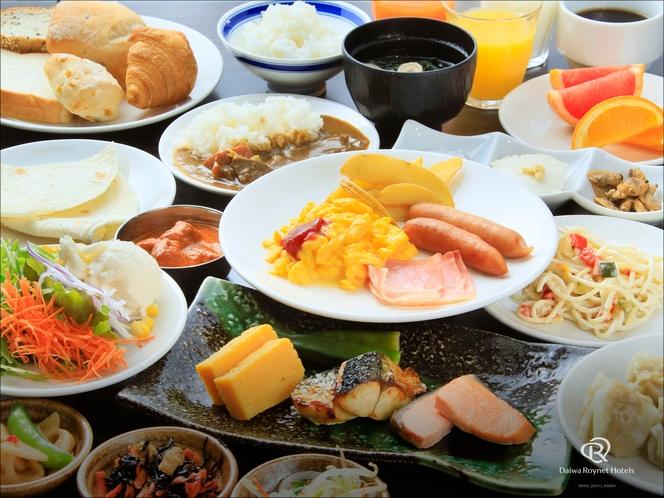 朝食会場【大地の恵み】