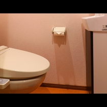 ~ 別館Single room ~ ウォシュレット付きの個室トイレ