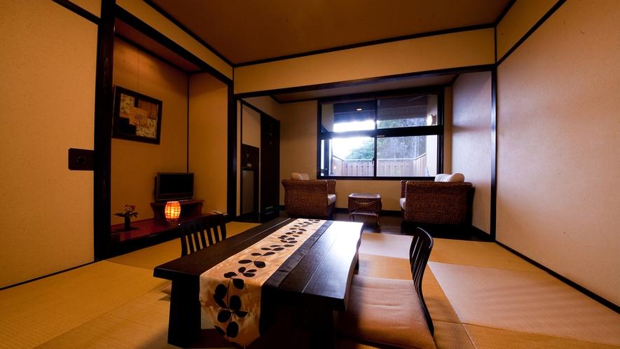 【離れ】露天風呂付8畳和室イメージ