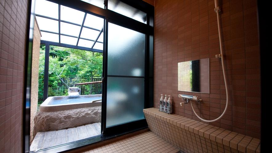 【離れ】12畳和室のシャワールーム