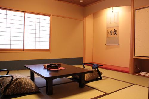半露天風呂付き客室 1