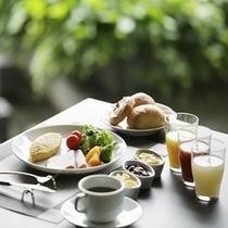 和洋ビュッフェ朝食(洋食メニュー)