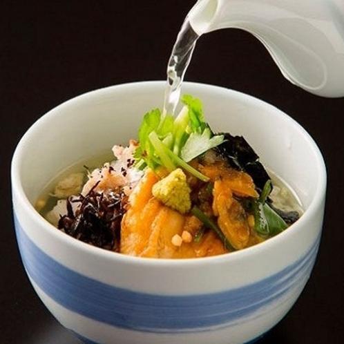和洋ビュッフェ朝食(鯛とゆかりの炊き込み御飯)