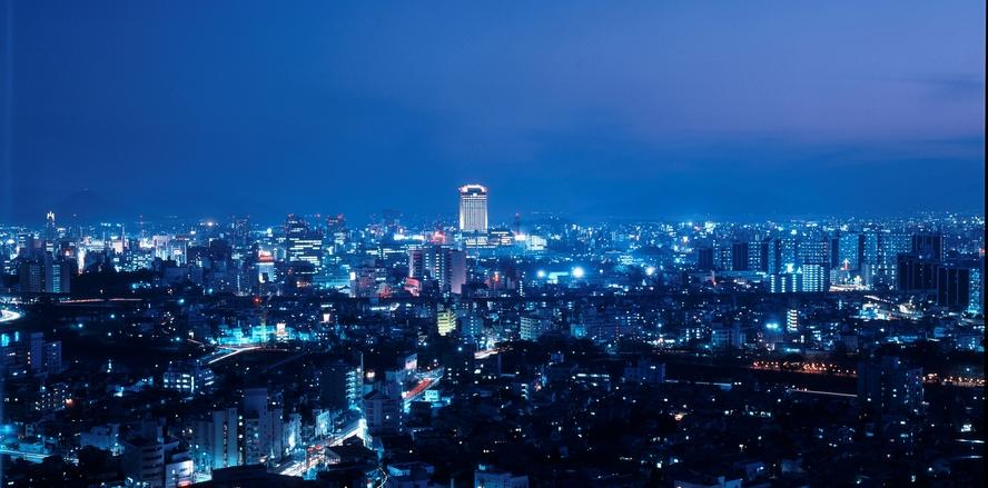広島市内中心部(外観)