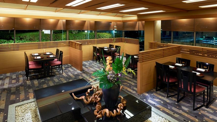 6階 日本料理 鯉城