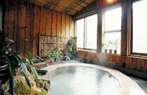 赤城名月風呂(内風呂)