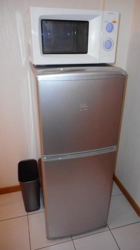 電子レンジ,冷蔵庫