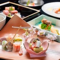 *【会食料理】<一般会食>大切な日には、特別なお料理を。