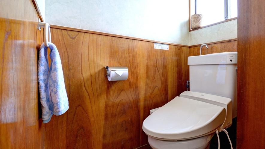 *【和室:大部屋(25畳)】2階/お手洗い