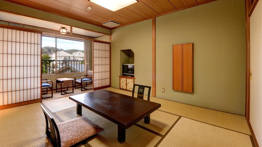 *【和室(10畳)】1、2階/客間 ※一例