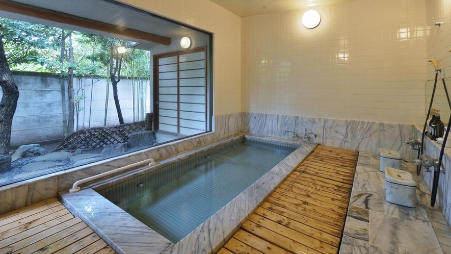 *【大浴場(男湯)】内風呂<利用時間>15:00~23:30、6:30~8:30