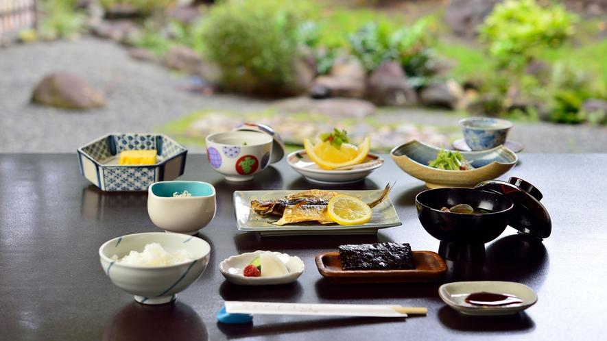 *【ご朝食(一例)】