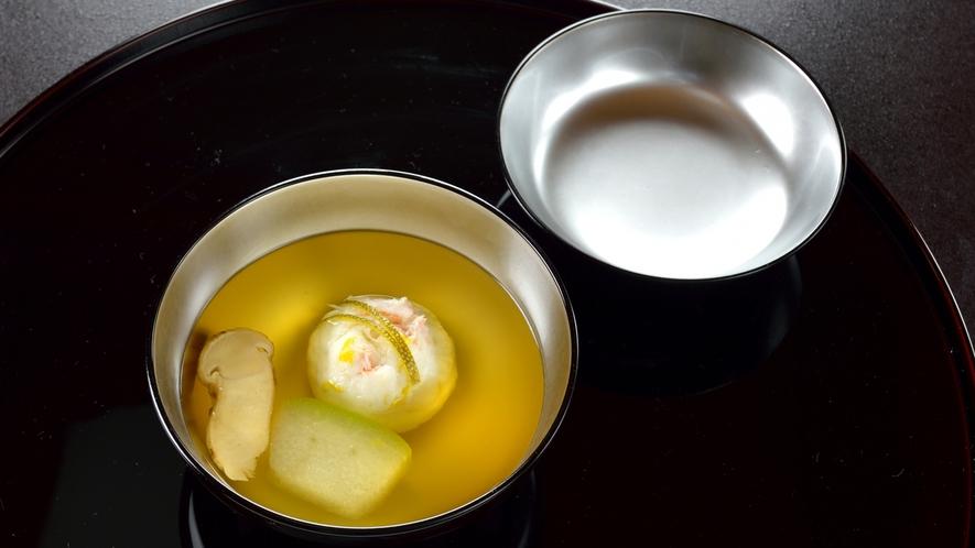 *【ご夕食(一例)】椀盛り