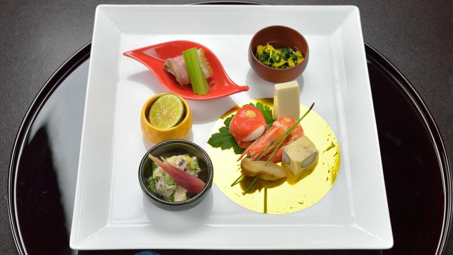 *【ご夕食(一例)】前菜