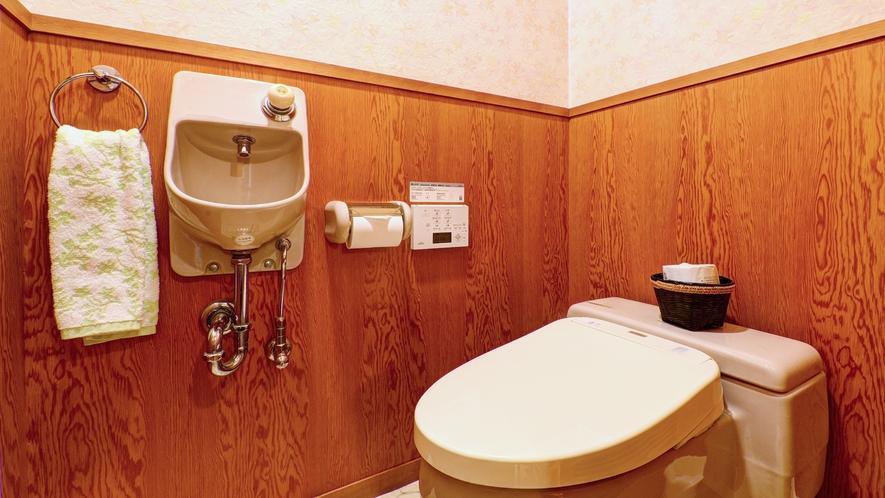 *【和室(10畳)】1、2階/お手洗い ※一例