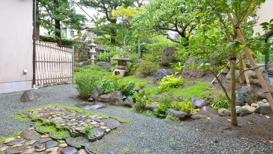 *【庭付き和室(14畳)】1階/お庭