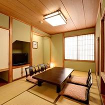 *【和洋室(和室6畳+ベッドルーム)】2階/和室