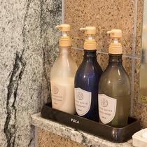 *【大浴場(女湯)】洗い場/ボディソープ、シャンプー、コンディショナーを常備。