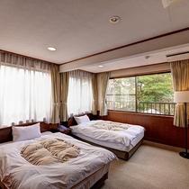 *【和洋室(和室6畳+ベッドルーム)】2階/洋室
