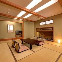*【和室:大部屋(25畳)】2階/客間