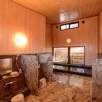 *【大浴場(女湯)】内風呂/女性用は、脱衣所・内風呂共に2015年3月にリニューアル。