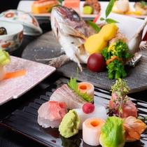 *【会食料理】<お祝い膳>一般会食から、さらに上質で華やかなお料理をご用意いたします。