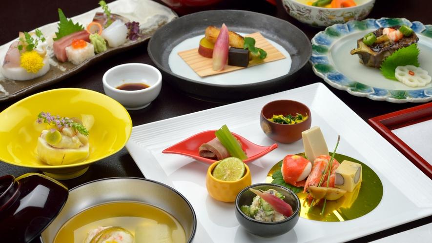 *【ご夕食(一例)】スタンダード/全体