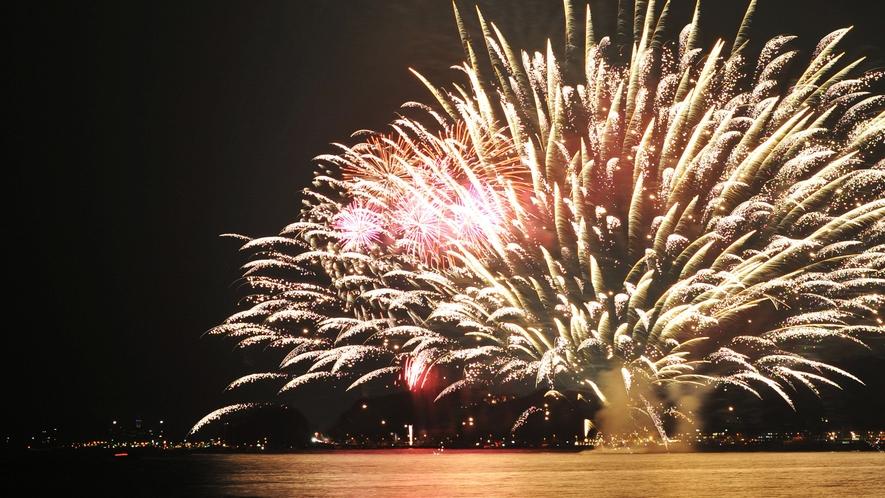 *【鎌倉花火大会】夏/由比ガ浜(徒歩3分)・材木座(車で5分・徒歩20分)