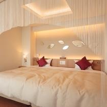 特別室406号室(ベッドルーム)