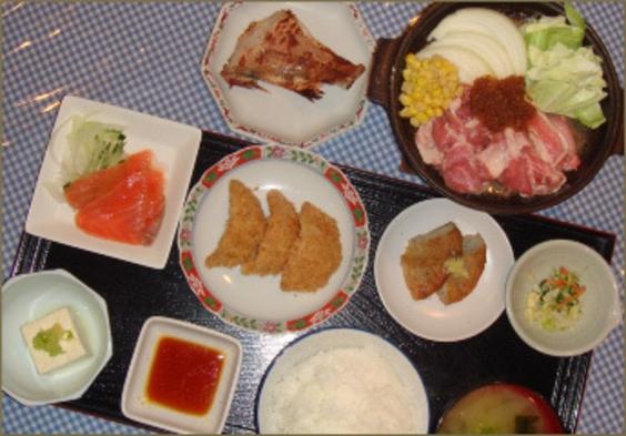 【朝・夕食付】こだわり食材を使った手作り料理 2食付きプラン!忙しい方にもお勧め!!!