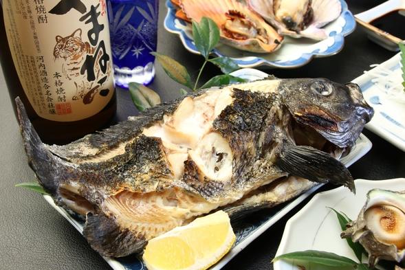 【スタンダード】 海の味★元漁師の旦那がふる舞う!!海の幸満載の漁師会席プラン 一泊2食