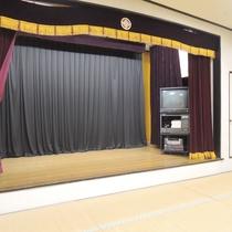 【施設】45名収容可能な宴会場。10名様以上のご利用で、宴会のみの使用も可能