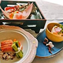 【旬彩会席】お料理一例 ※写真イメージ