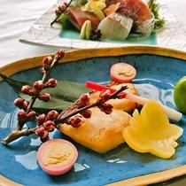 【旬彩会席】駿河湾地魚の西京焼き ※写真イメージ