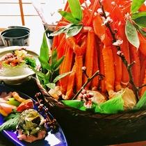 【販売数限定】60分間一本勝負!紅ズワイガニ食べ放題☆  ※写真はイメージ