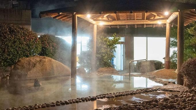 【素泊】 一人旅・ビジネス・カップル・ファミリー応援プラン 〜日本三大美肌の湯に浸かる〜