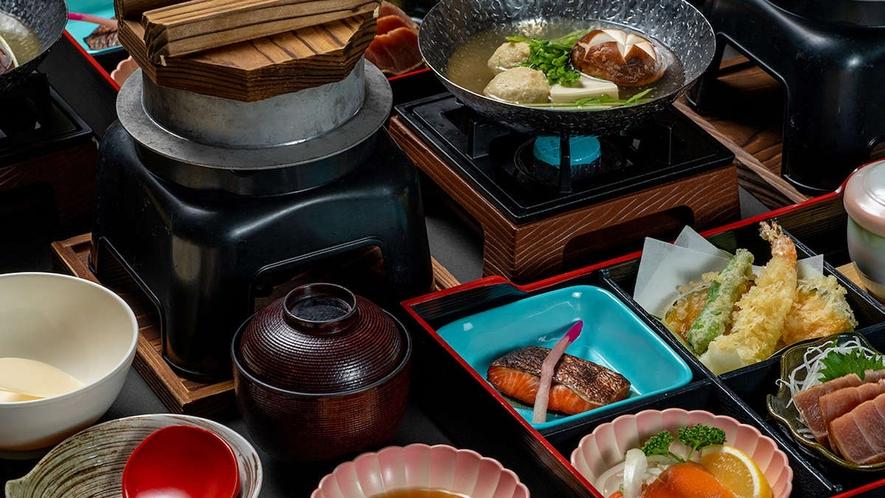 【夕食】喜連川和膳