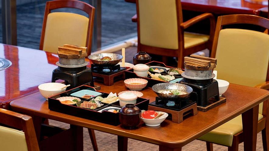 夕食一例『喜連川和膳』