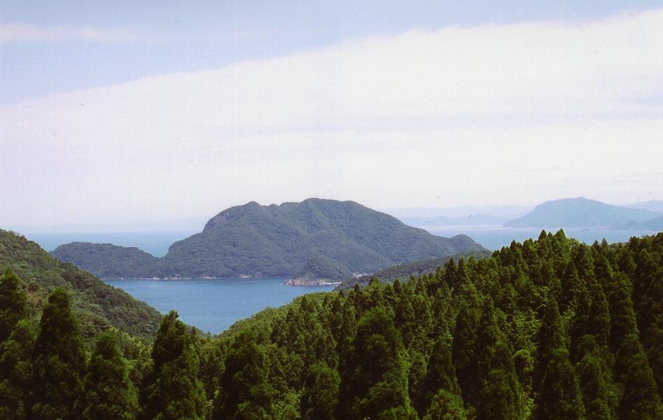 ホテル景観