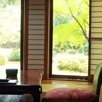 【本館 寛ぎの和室】日本情緒あふれる基本和室