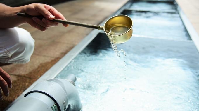 【名水仕込みの梅酒付】パワースポット&名水巡りの旅!富山の名水スポットでパワーチャージ